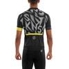 Skins Cycle Classic Jersey korte mouwen Heren wit/zwart